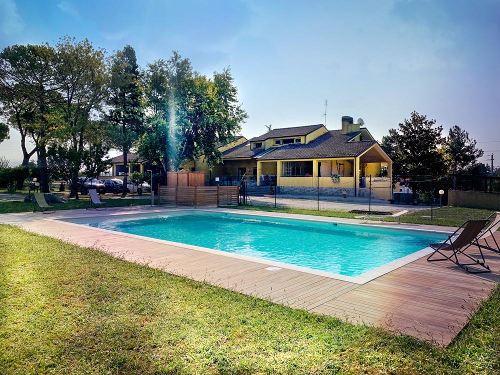 Comunità Narconon Alfiere - Piscina